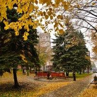 """""""В городе осень,и дождь,и слякоть..."""" :: Андрей K."""