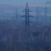 Электричество... :: Юрий Николаев