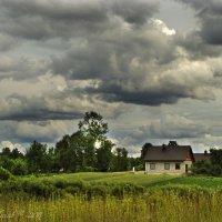 Домик в деревне. :: Елена Kазак