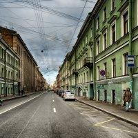 Питер улица Гороховая :: Юрий Плеханов