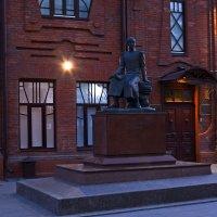 Памятник  Ч. Ч. Валиханову :: Геннадий С.