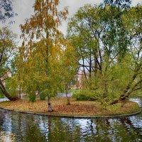 Юсуповский сад :: Алексей Корнеев