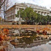 Опавшая листва :: Вера Моисеева