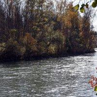 Осенняя река ... :: Владимир Икомацких