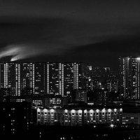 Огни большого города! :: Екатерина Саблина