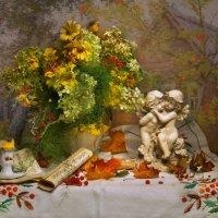 Осенние краски, осенние дни... :: Валентина Колова