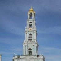 Колокольня в Троице-Сергиевой Лавре :: Виктор Филиппов