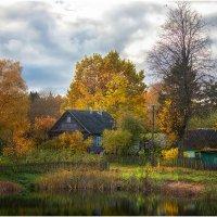 Осень в деревне :: Алексей Румянцев