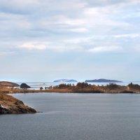 Вот оно - Малое море на Байкале... :: Александр Попов