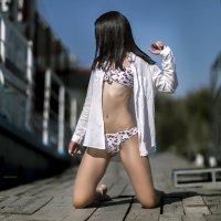 """Катрин. из альбома """"следы на песке"""". :: Валерий Чернышов"""