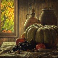 Золотая осень :: Ирина Приходько