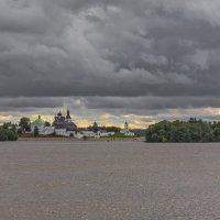 Путешествие из Петербурга в Москву.Горицы.Река Шексна. :: юрий макаров