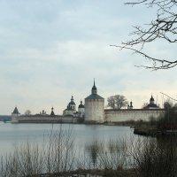 Кирилло-Белозерский монастырь :: Елена Павлова (Смолова)