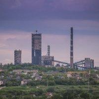 шахтный поселок :: Алина Гриб