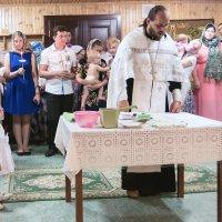 Крещение. :: Анатолий Бахтин