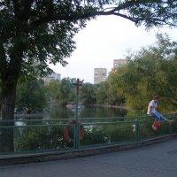 Московский зоопарк, посетители :: Анна Воробьева