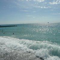 Нежность моря :: Виктор