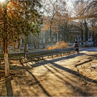 Поздняя осень :: Сергей Порфирьев