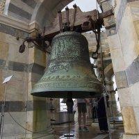 На самом верху Пизанской башни :: leo yagonen