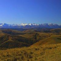 Осень в горах Кавказа :: Vladimir 070549