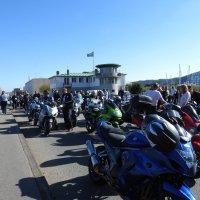 Митинг байкеров в Шербуре :: Natalia Harries