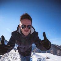 Go в горы :: Daniel Woloschin