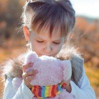 Детская любовь :: Оксана