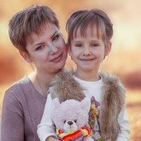 Мама и дочь :: Оксана