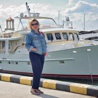 В порту :: Юлия Масликова