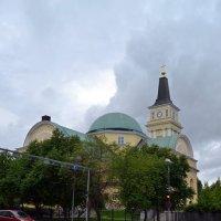 Церковь в Оулу :: Ольга