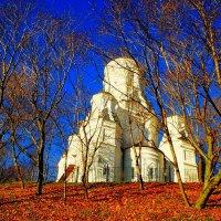 Осень в Коломенском :: олег свирский