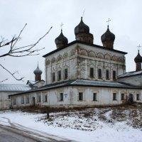 Деревяницкий монастырь :: Елена Павлова (Смолова)