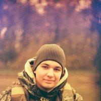 Младший рыбак :: Евгений Золотаев