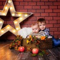 Семейная съемка Анастасии :: Анна Дрючкова