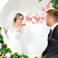 Воздушный поцелуй :: Вероника Подрезова