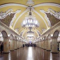 Комсомольская :: Михаил Бибичков