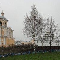 Варлаамо-Хутынский Спасо-Преображенский монастырь :: Елена Павлова (Смолова)
