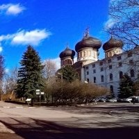 ИЗМАЙЛОВО усадьба дома Романовых :: Павел Нарышкин
