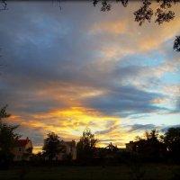 Осенний закат :: оксана косатенко