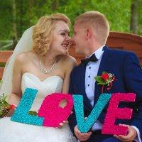 LOVE (свадьба) :: Екатерина Шиманская