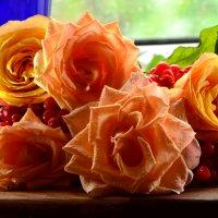 Розы, розы... :: Татьяна Евдокимова