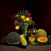 Октябрята дружат с овощами :: Дубовцев Евгений