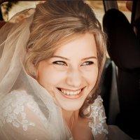 Невеста морщит носик!) :: Ольга Егорова