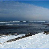 Черное море в марте 2012г. :: Вера