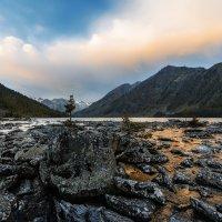 Вечер у горного озера. :: Sven Rok