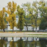 Осень в Новомосковске :: Антуан Мирошниченко