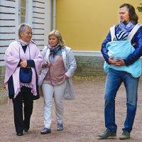 Когда тёща в семье ГЛАВНЫЙ...) :: Владимир Хиль