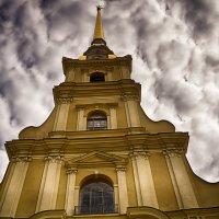Питер Петропавловская крепость собор :: Юрий Плеханов