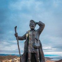 Памятник бродяге :: Анна