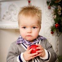 Малыш одуванчик :: Марина Воробьёва